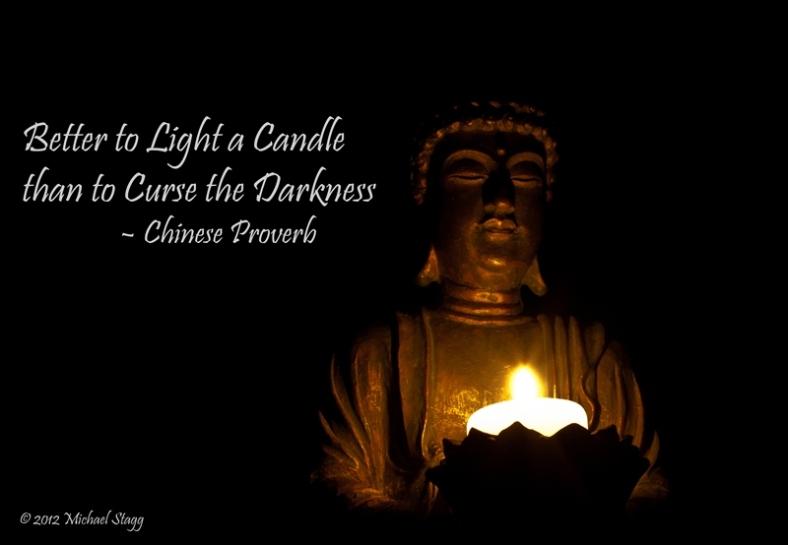 Candlelight Buddha2