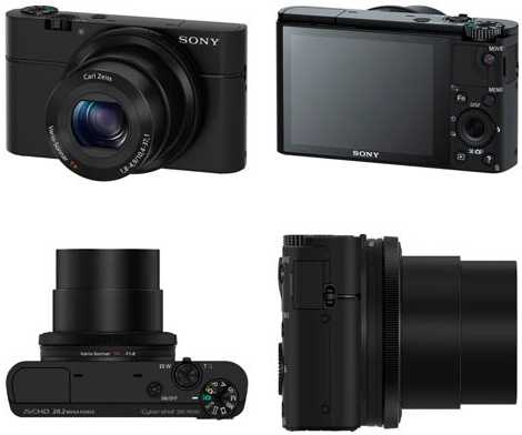 Will the Sony Cyber-shot RX100 Replace My Canon G12? Maybe...